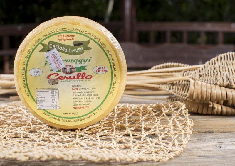 Vendita online prodotti caseari campani Caseificio Cerullo.