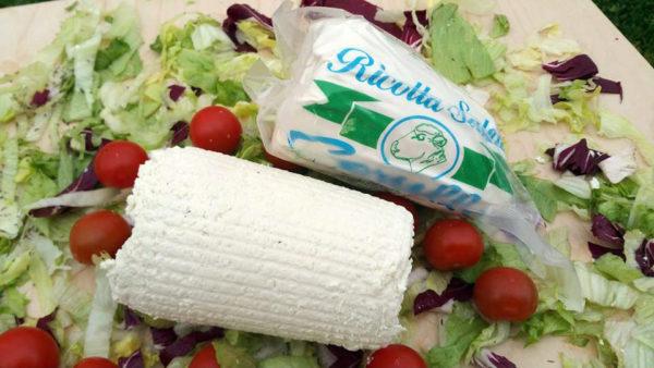Ricotta salata fresca